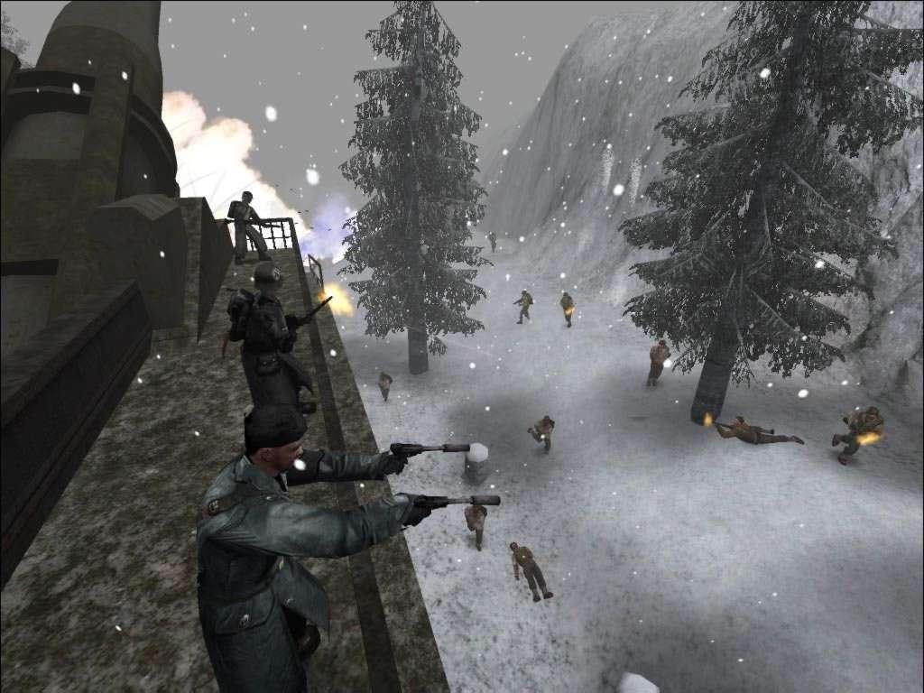 wolfenstein online spielen