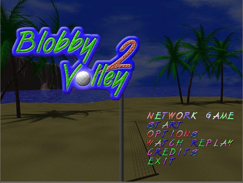 blobby volley spielen