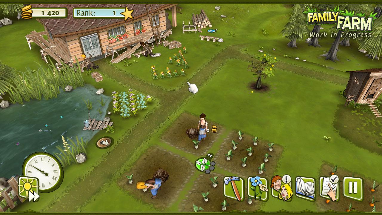 Familyfarm Game How Tp Make Food For Dog