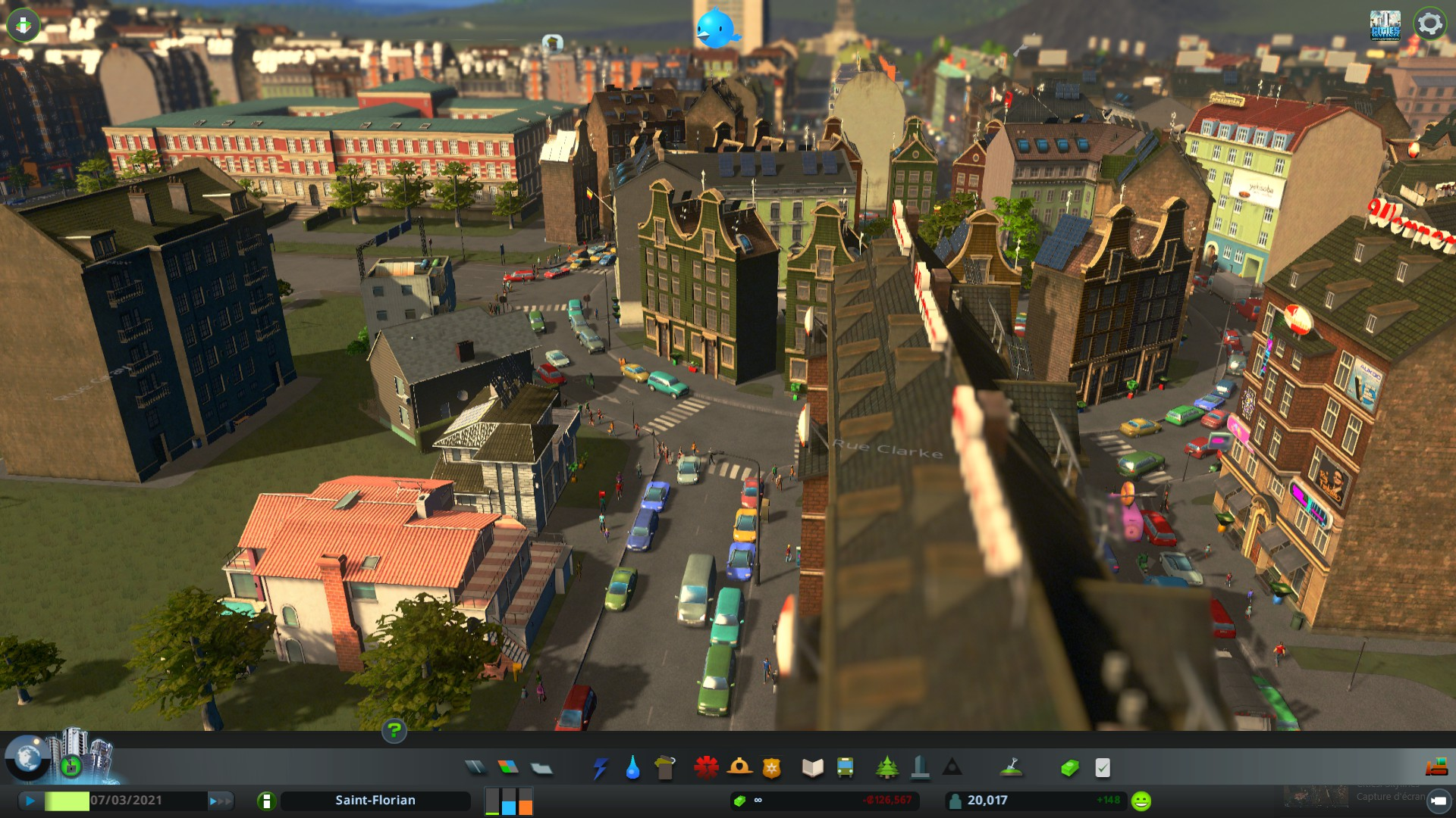 Cities Skylines Nvidia Surround Only Center Monitor Work