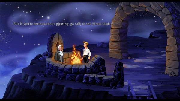 Dosbox Monkey Island Dial A Pirate