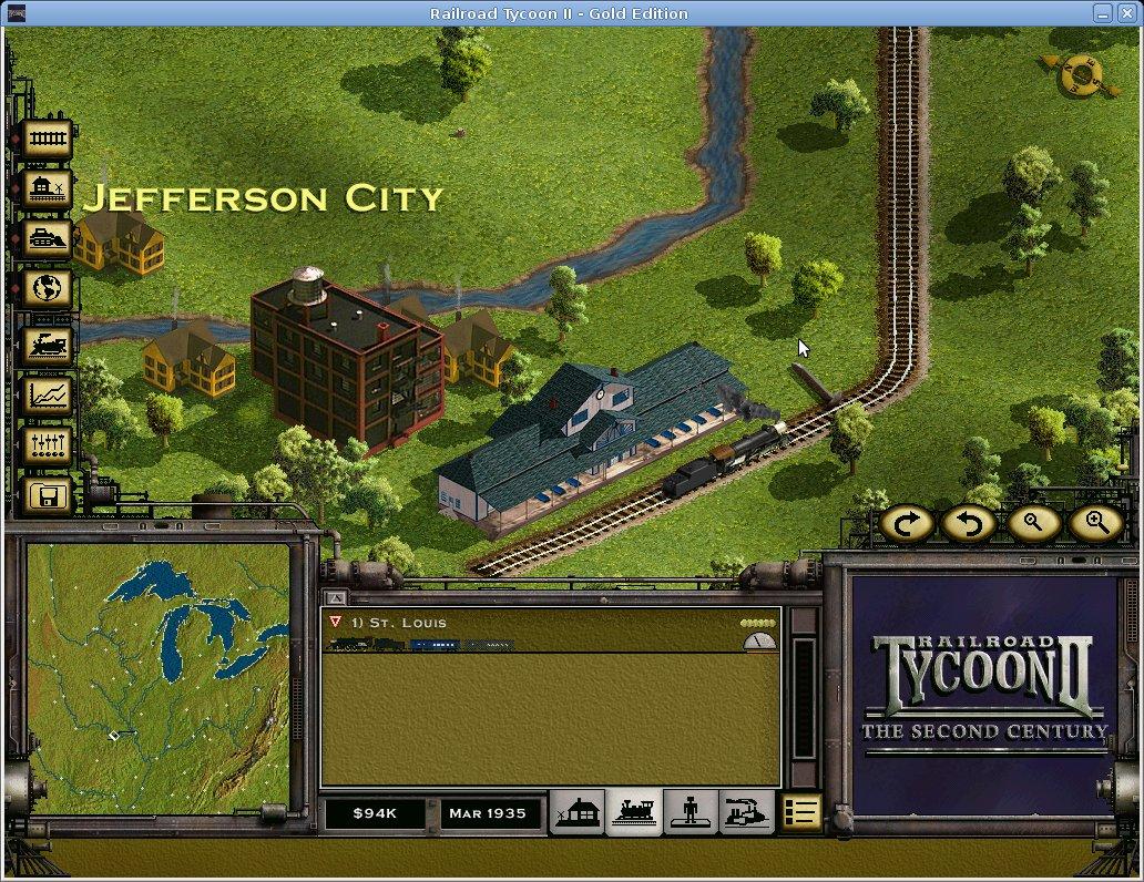 railroad spielen