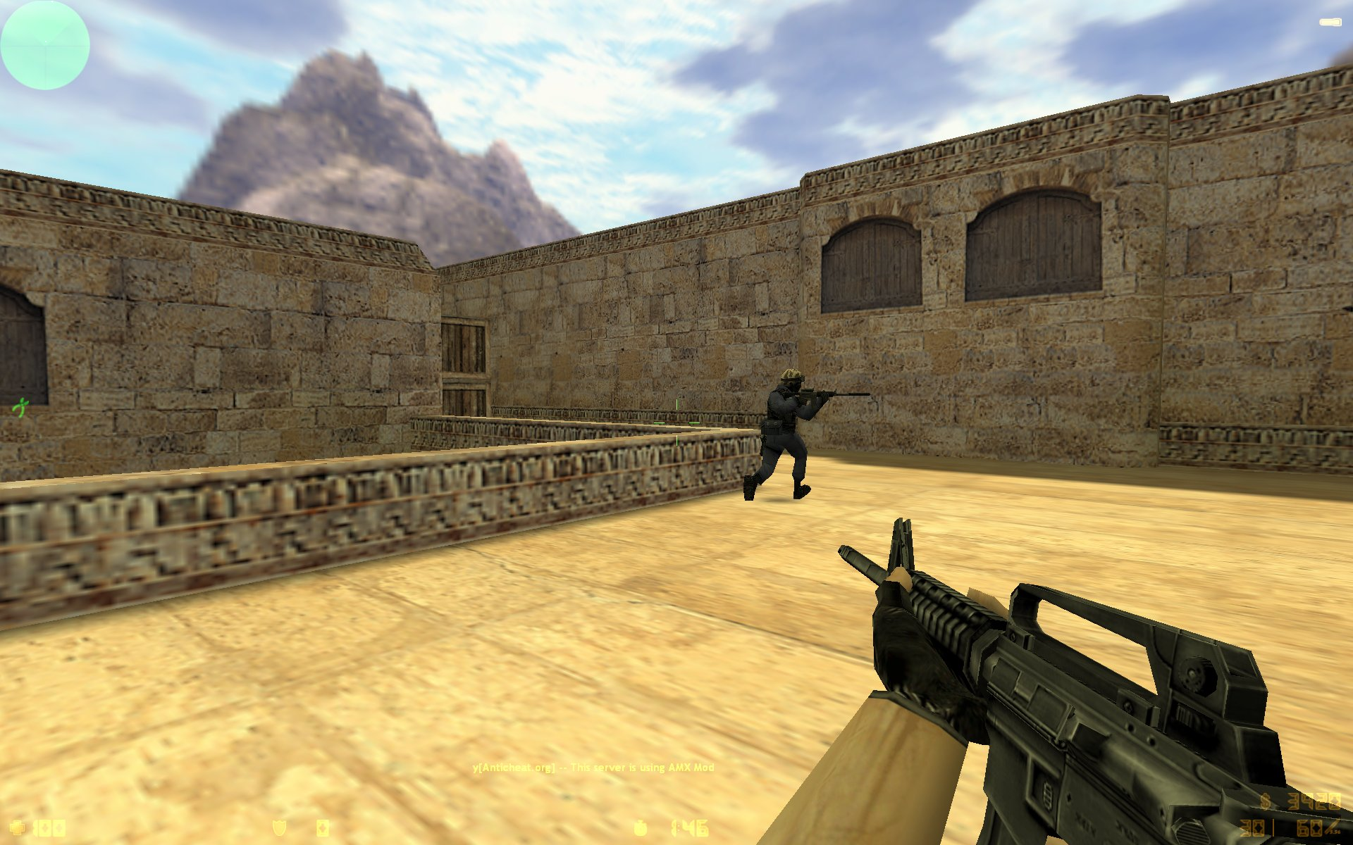 Counter Strike Holarse Spielen Unter Linux