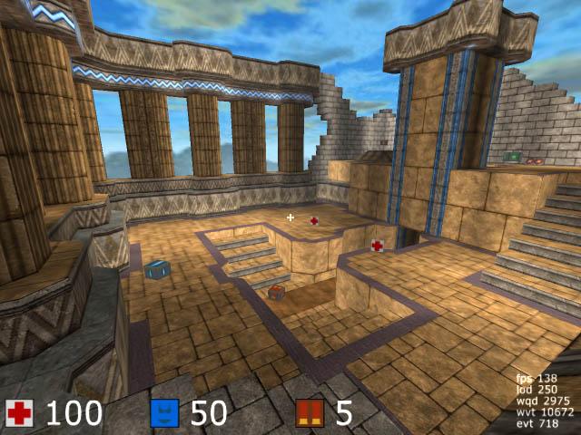 Cube | HOLARSE - Spielen unter Linux