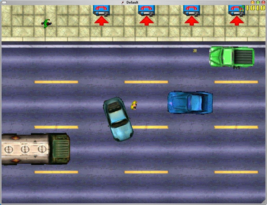 grand theft auto spielen